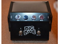 Big Bite Effects Boost / Overdrive Pedal- Boxed - Excellent (if not mint) Condition