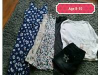 Age 8-10 girls clothes
