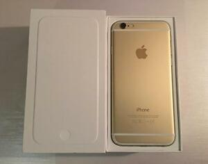 Bell or Virgin iPhone 6 16GB Gold - READY TO GO - SALE - Guaranteed Activation + No Blacklist