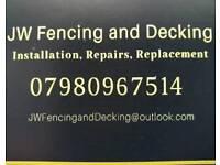 Fencing services