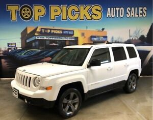 2015 Jeep Patriot High Altitude, Loaded, One Owner, Accident Fre