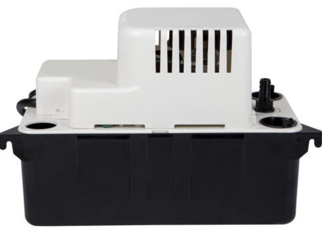 ac condensate pump high impact abs tank