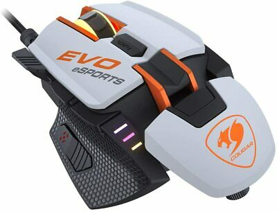 COUGAR 700M EVO Esports 16000 DPI Optical Gaming Mouse with Adjustable Palm Rest