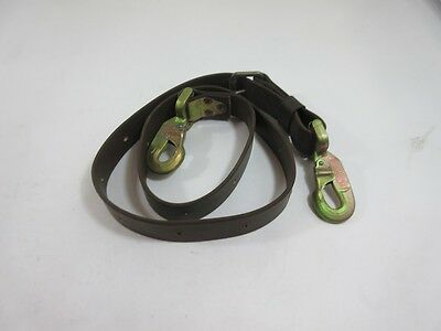 Safety Belt Vintage Buckingham 3860 11-86 Used