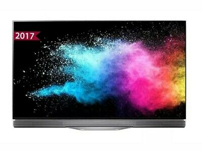 "LG OLED55E6V 55"" UHD 4K HDR 3D Smart OLED AI TV WebOS Freeview"