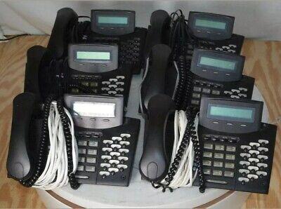 Lot Of 6 Telrad Avanti 79-630-0000b Telephone Digital Phone Systems