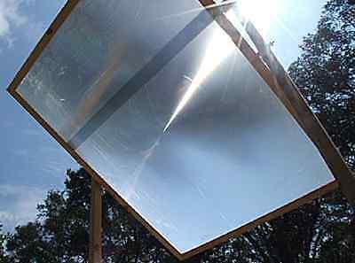 GIANT FRESNEL LENS SOLAR OVEN WATER HEATER FRAMED FRESNEL LENS linear