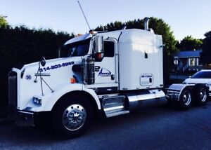 Kenworth T800 2007 Towing
