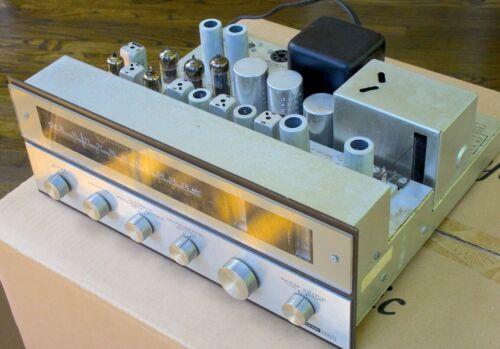 Harman Kardon Citation III Tube FM Tuner with 2 Telefunken 12AX7