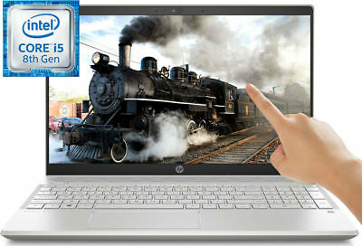 HP 15.6 TouchScreen Gaming Laptop Intel i5-8250U 3.40GHz 24GB Memory 1TB Win10