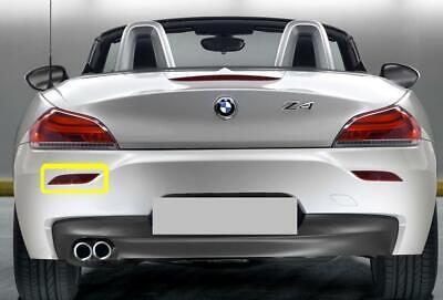 Genuine BMW Z4 E85 E86 LCI 2006-2008 USA Type Front Side Marker Reflector Amber RH