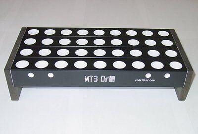 3 Morse Taper Shank Drill Bit Bench-top Storage Rack Stand Mt3 3mt Set 4acr4