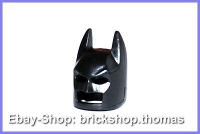 hwarz - 10113 - Minifig Headgear Mask black - NEU / NEW (Lego Batman-maske)