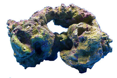 IMITATION LIVE ROCK TZH402 CORAL REEF AQUARIUM TANK DECORATION POLYRESIN REPLICA - Coral Reef Decoration