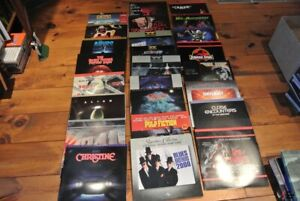 Wanted laserdisc movies and players