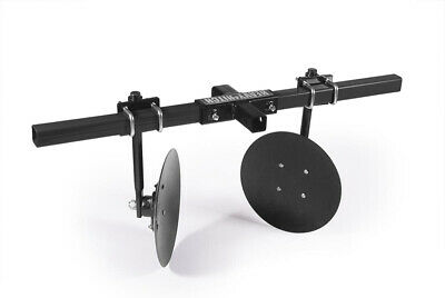 Multi-purpose Disc Cultivator Garden Bedder Attachment With Add On Options