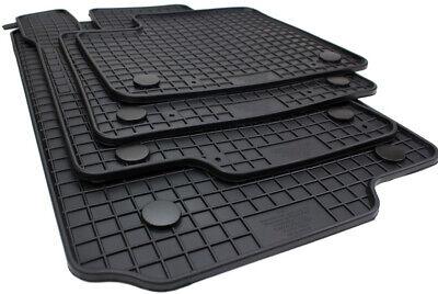 Gummimatten für Mercedes ML W166 GL GLE GLS X166 Fußmatten Premium Qualität