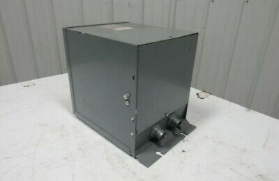 Square D 10s40f 10kva Rain Proof Transformer 1 Ph 120240vac Output 480vinput