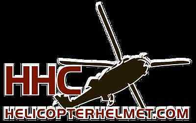 Helicopter Helmets and Parts