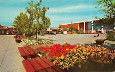 MILWAUKEE, WI Wisconsin MALL~CAPITOL COURT SHOPPING CENTER 1967 Chrome (Milwaukee Mall)