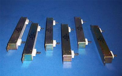 Ohmite 750 Ohm Wirewound Resistor 60115mk750-276 Lot Of 6