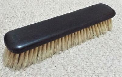 Edwardian Victorian Antique Ebony Dressing Table Clothes Brush Dresser
