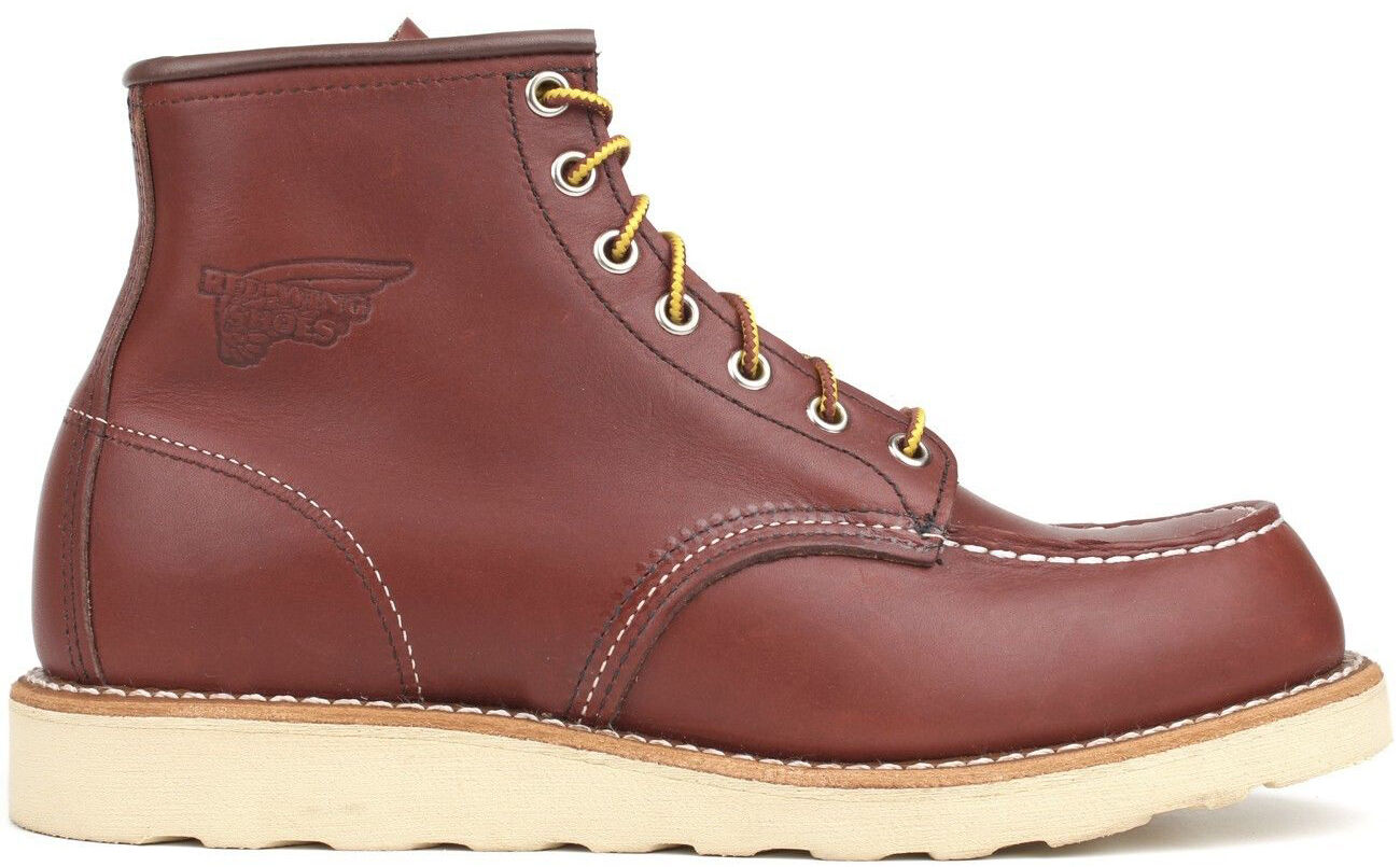 Red Wing Heritage Men's Classic Work 6-inch Moc Toe