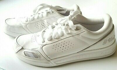 G-Unit Reebok Low Top Sneakers G6 Size 11 Mens White/White 50 Cent NEAR PERFECT!