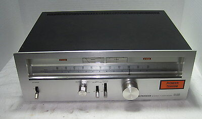 Pioneer TX-9500 FM Stereo Tuner==Modded & Upgraded!