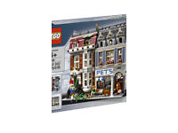 Brand new and sealed Lego pet shop