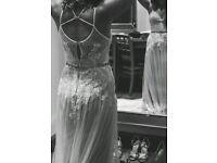 Wedding dress Size 12 (Ti Adore by Alvina Valenta style 7560) boho, unusual