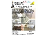 BRIGHTON plumbing and gas services