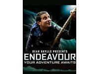 company wanted for bear grylls endeavour