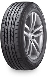 Set of 4 brand new Hankook Kinergy GT Tires 225/50R17