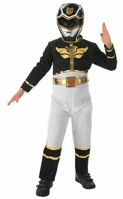 Rub - Power Rangers Megaforce Kinder Kostüm zu Karneval Fasching