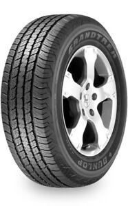 Dunlop Grandtrek AT20 275/70R17 All Terrain Tires - brand new