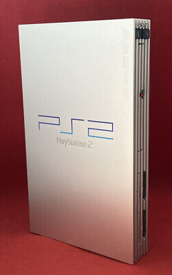 Sony PlayStation 2 PS2 Silver Console Only - TESTED - Model No: SCPH-50003 - PAL