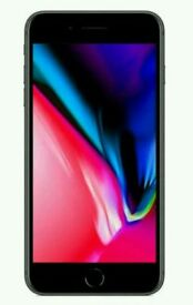 Brand new sealed IPhone 8 plus 64 gb space grey