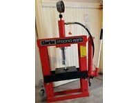 10 ton hydraulic press