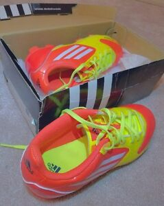 Adidas cleats, size 3.5