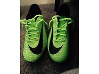 Football boots NIKE