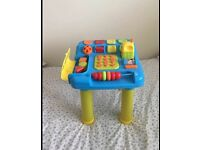 Stand & play £5