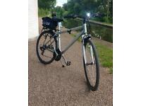 Men's Hybrid VIKING Bike SWAP FOR GARRETT ACE 250