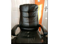 Computer, pc, Office, Gaming Leather Chair