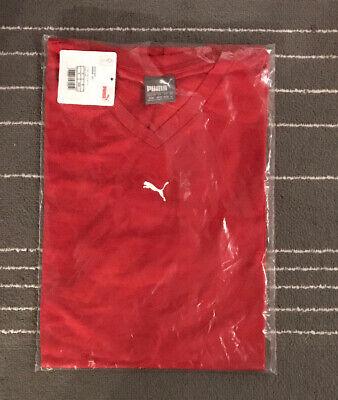 Ferrari Formula 1 Team Shirt Short Sleeve Mens PUMA 2019 M Medi New And Sealed