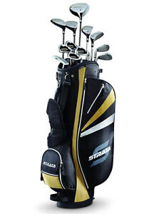 2013 Callaway Strata Plus Golf Clubs Package Set Brand New with Bag and Putter