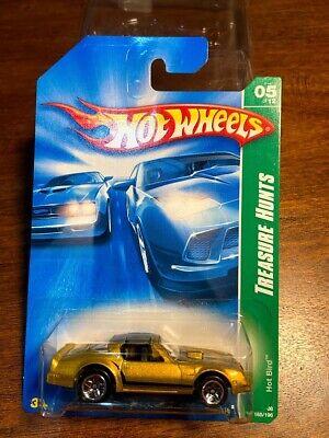Hot Wheels 2008 Treasure Hunt #5/12 Hot Bird