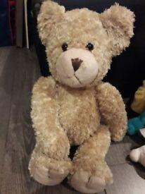 Gorgeous beige teddy