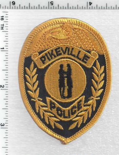 Pikeville Police (Kentucky) 1st Issue Supervisor Cap/Hat Patch