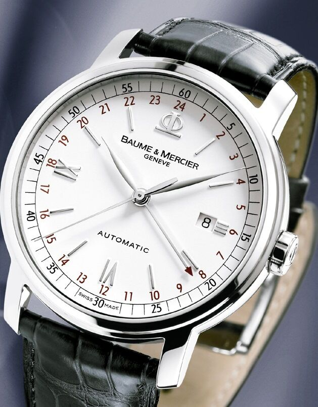 Baume & Mercier MOA08462 Classima Men's Automatic Watch - watch picture 1
